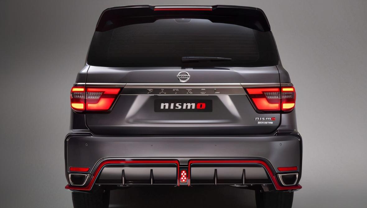 途乐nismo发布!搭载5.6L V8引擎,配性能车大包围