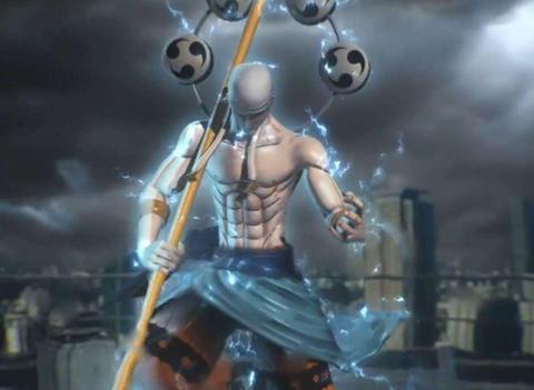 海贼王:擅用雷法的五人,艾尼路提前下线,龙可操作闪电