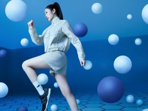 韩国原花样滑冰运动员金妍儿最新代言宣传照曝光