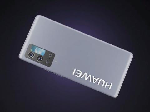 华为P50Pro概念图:徕卡4镜头配1.2寸副屏,陶瓷机身支持120高刷