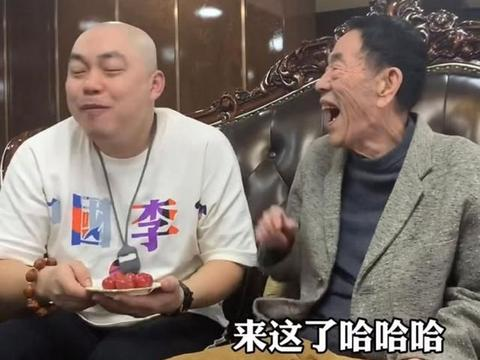 程野跟杨少华一起表演魔术,引网友热议