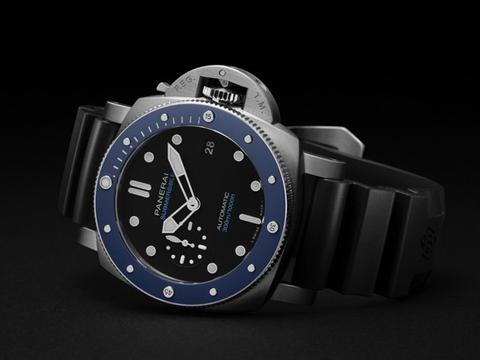 """号称""""小蓝鬼""""的沛纳海PAM1209腕表,确实与众不同!"""