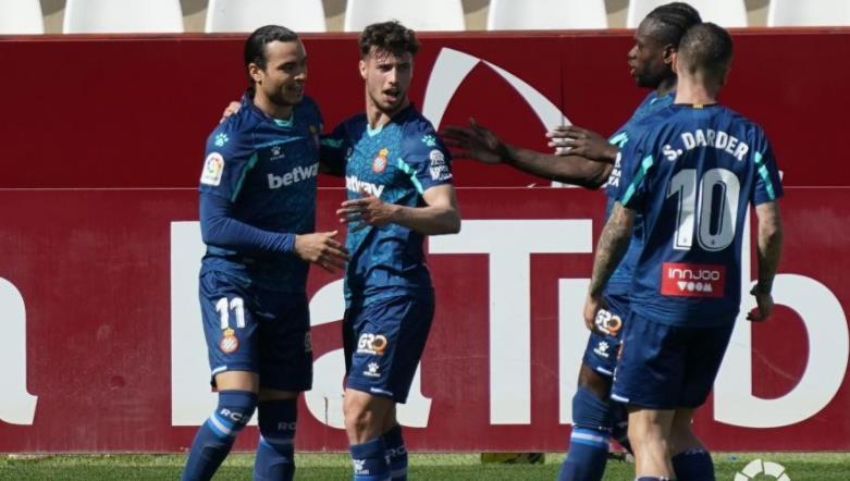 西乙最新积分战报 马洛卡无力追赶西班牙人 莱加内斯回前4