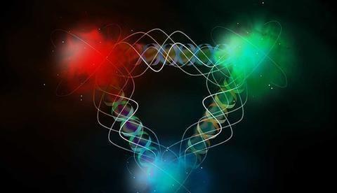 宇宙射线被检测器测到很可能发现了暗物质金块,由夸克构成的轴子
