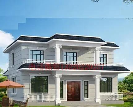 农村新修房子,屋顶浇筑斜坡还是直接用木板加盖瓦片好呢?