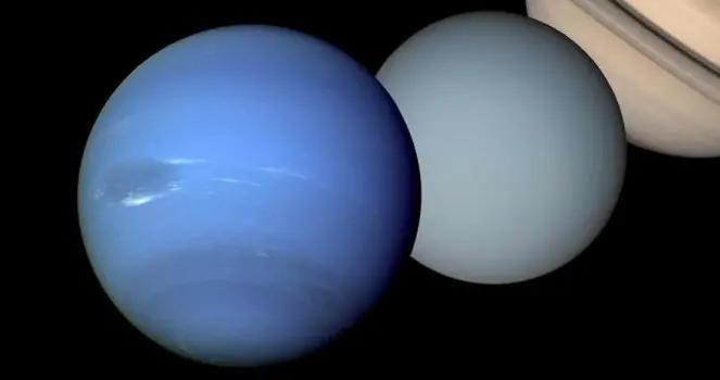 两颗奇怪的行星:天王星和海王星倾斜磁场的未解之谜