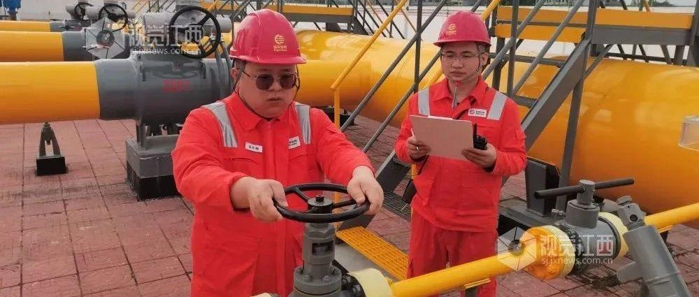 气旺价廉!又一国家能源基础设施建设重点工程——西气东输三线正式向赣州供气!
