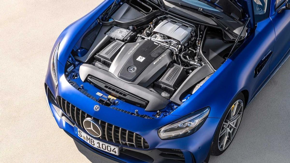奔驰AMG SL将复活 接替GT跑车系列