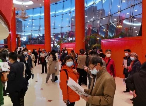 东莞长安戏剧曲艺协会应邀晋京文化交流活动完满成功