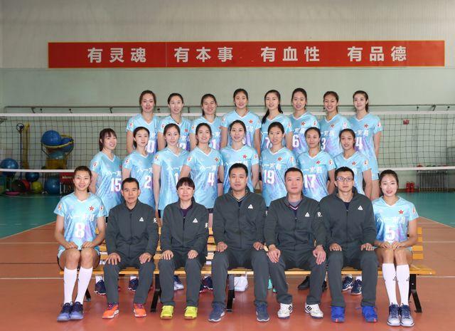全运会女排预选赛名单公布,八一女排12人有归宿,广东收获最大