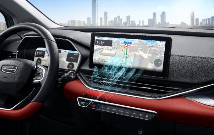 时尚科技SUV帝豪S正式开启预售 预售价8.67万元起