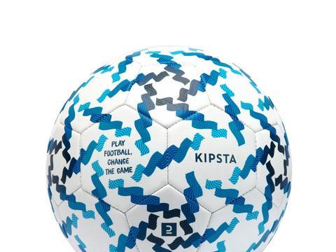 迪卡侬联手达能少年世界杯推出特别版足球