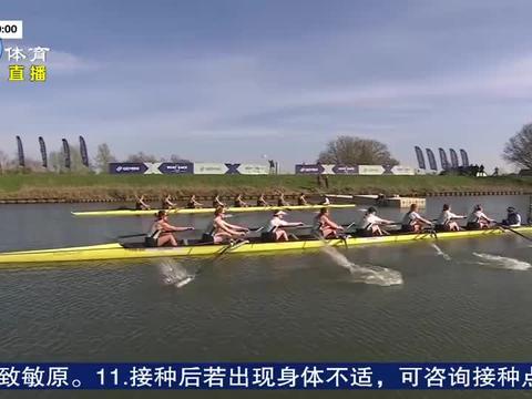 第166届牛津-剑桥大学赛艇对决精彩上演