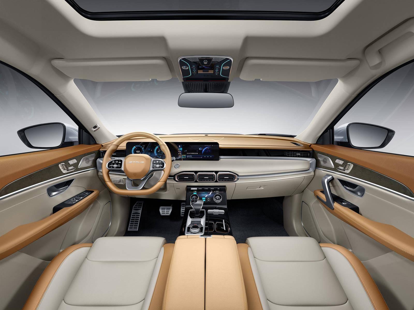 捷途X70 PLUS诸葛版将于4月12日上市 搭载华为HiCar车机系统