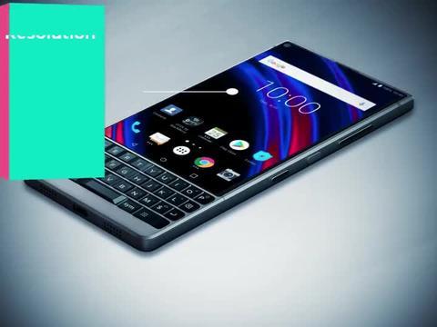 黑莓 Key 3 概念机:2021 年还有人想用实体键盘吗?