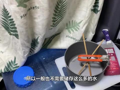 夏尔的床车生活:夜宿永康方岩镇,蛋花汤配上烧饼和酥饼,美味!