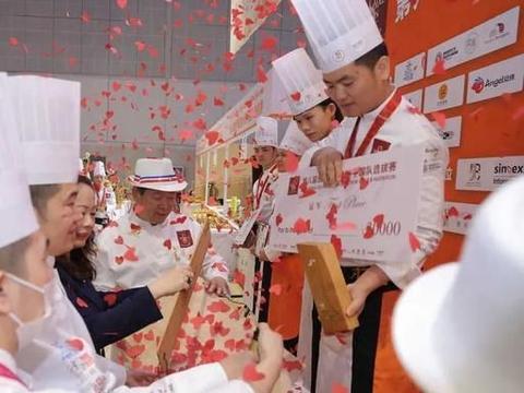 """行业新闻丨世界面包大赛全国冠军诞生!揭晓他的""""夺冠配方""""~"""