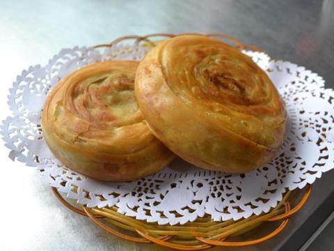 西安宫廷牛肉饼怎么做酥脆