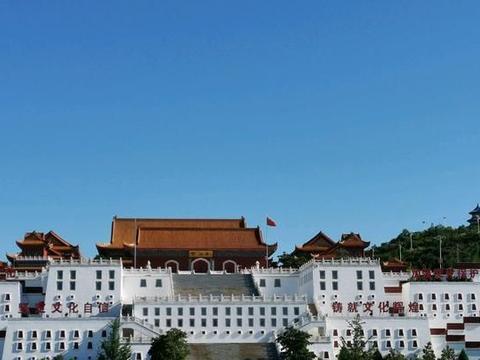 """锦州藏着一座""""小布达拉宫""""?这座仿古建筑群成了锦州新地标"""