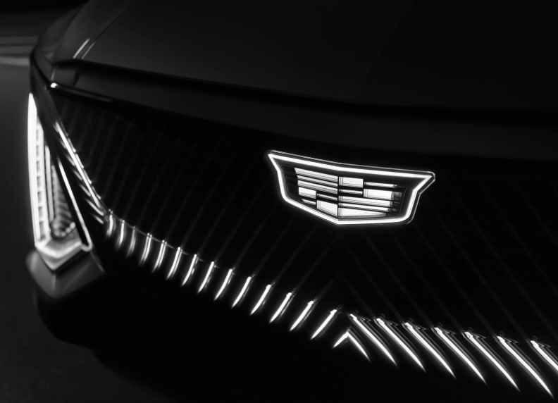 自带33英寸环幕屏,凯迪拉克纯电概念车LYRIQ即将亮相