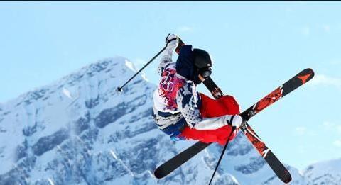 每天一个冬奥小知识——自由式滑雪