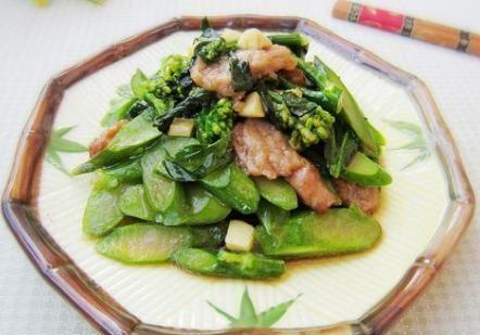 春天记得吃芥兰,便宜实惠,营养丰盛,口感鲜香,常吃对身体好
