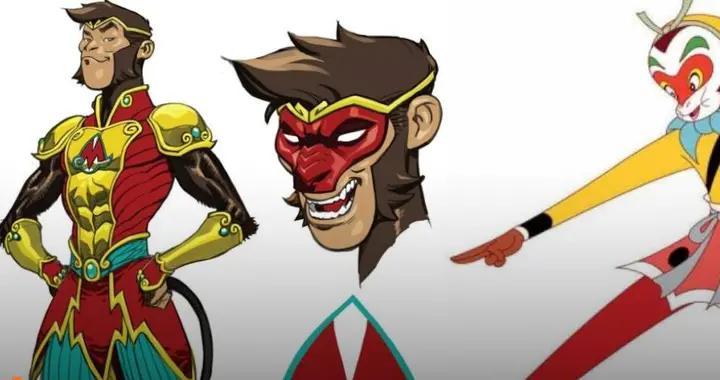 美猴王加入DC宇宙?DC推出新超级英雄猴王子 猪八戒也亮相