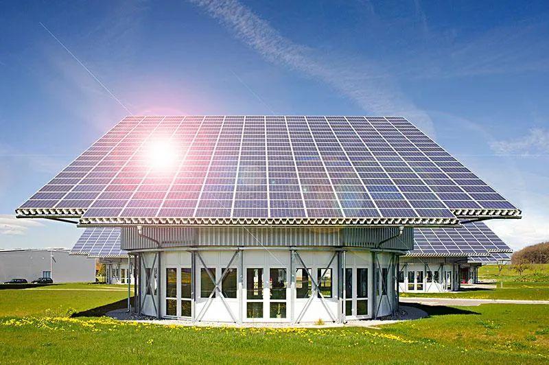 中国工程院院士江亿: 让建筑成为新能源电力生产者