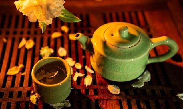 """揭秘人体的""""天然氧吧"""",春季品好茶,3大好处找上门"""