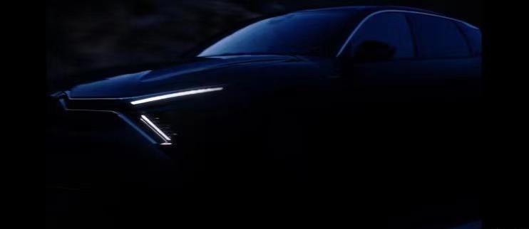 雪铁龙发布全新C5最新预告 4月12日全球首发