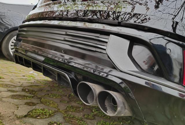 运动感十足,领克02 Hatchback实车图片曝光