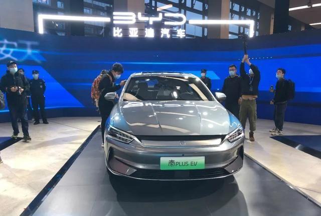 一次推出四款新能源车,是哪家车企这么狂?