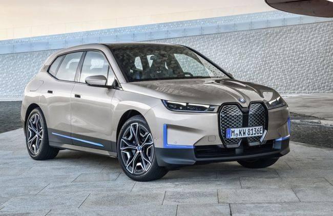 奉行极简主义,宝马iX将在上海车展迎来国内首发