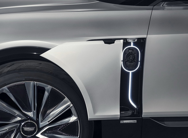 加速电动化进程 美系车在上海车展有哪些新车