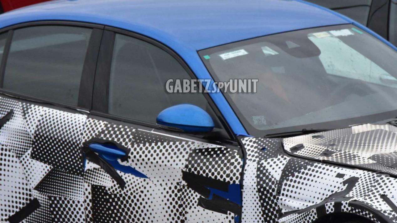 全新玛莎拉蒂GT测试谍照 新车计划于2022年上市