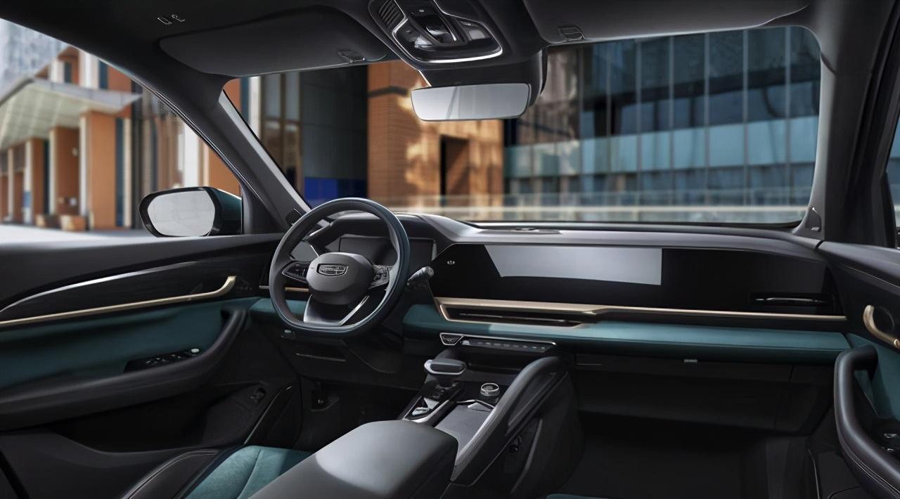 吉利星越L即将上市,硬朗造型动力充沛,预计15万起售
