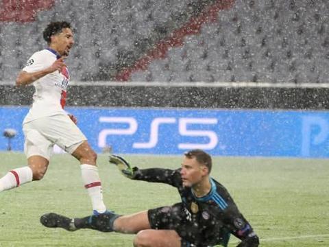 3-2,欧冠冠军赛季首败!大巴黎复仇连破纪录,拜仁陷入绝境