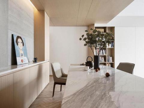 装修公司案例|80方两居室装修,极简风格也真温馨!