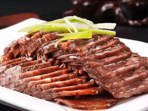 """酱牛肉,还是这种做法最地道,""""1腌3泡3酱"""",酱香浓郁切不散"""