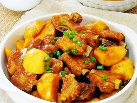 美食推荐:清炒脆皮冰笋,芦笋炒蛋,茨菰烧排骨,蒜苗炒魔芋结