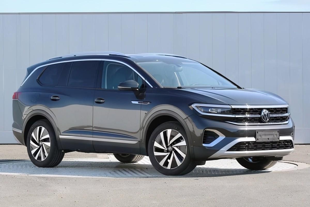 买汉兰达还是等它?大众全新中大型SUV将上市,比途昂大一圈