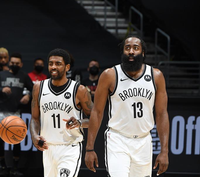 今日!NBA战9场,哈登助篮网重回东部榜首?独行侠送火箭6连败?