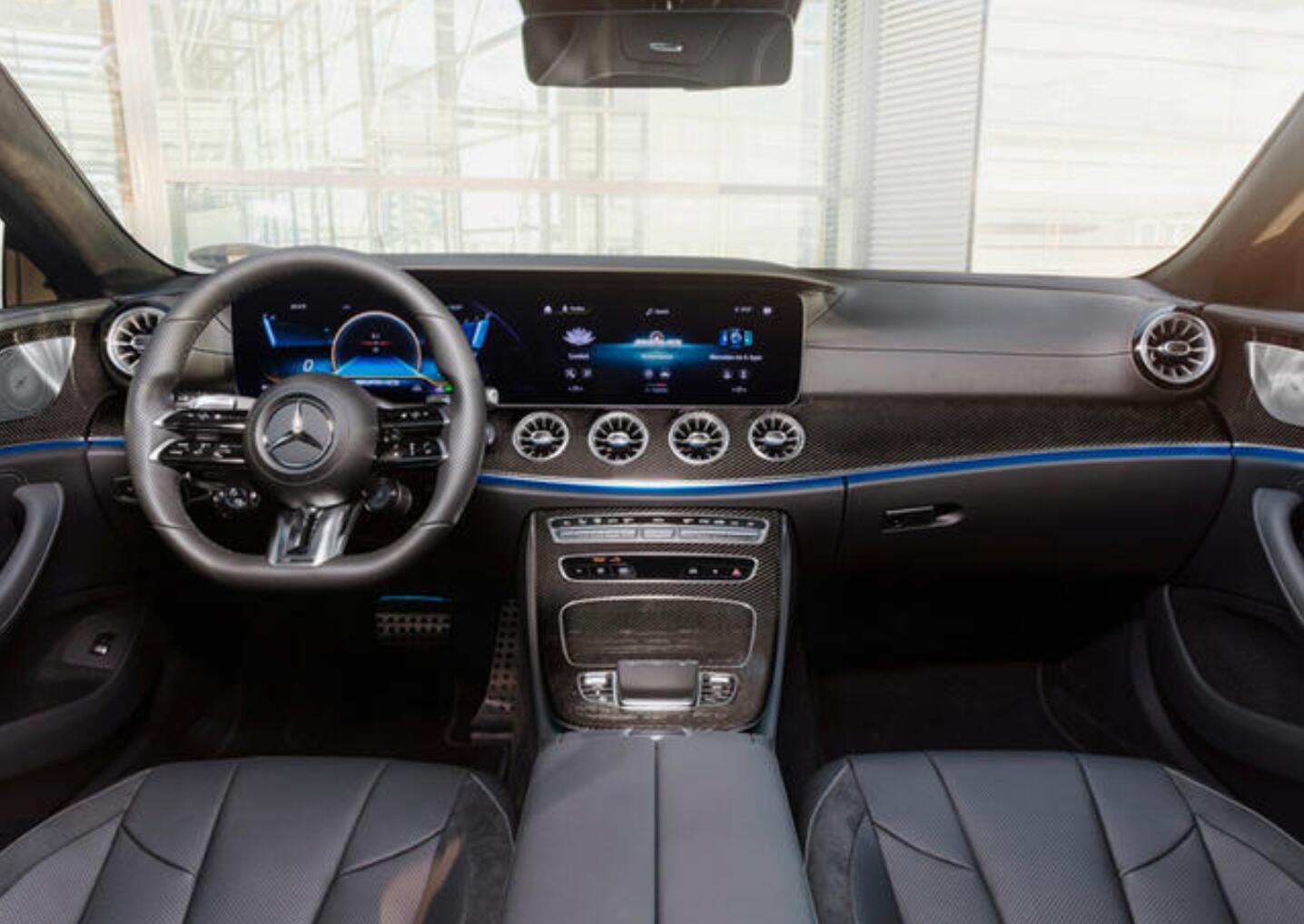 奔驰新款CLS海外正式发布 有望于明年年初开售