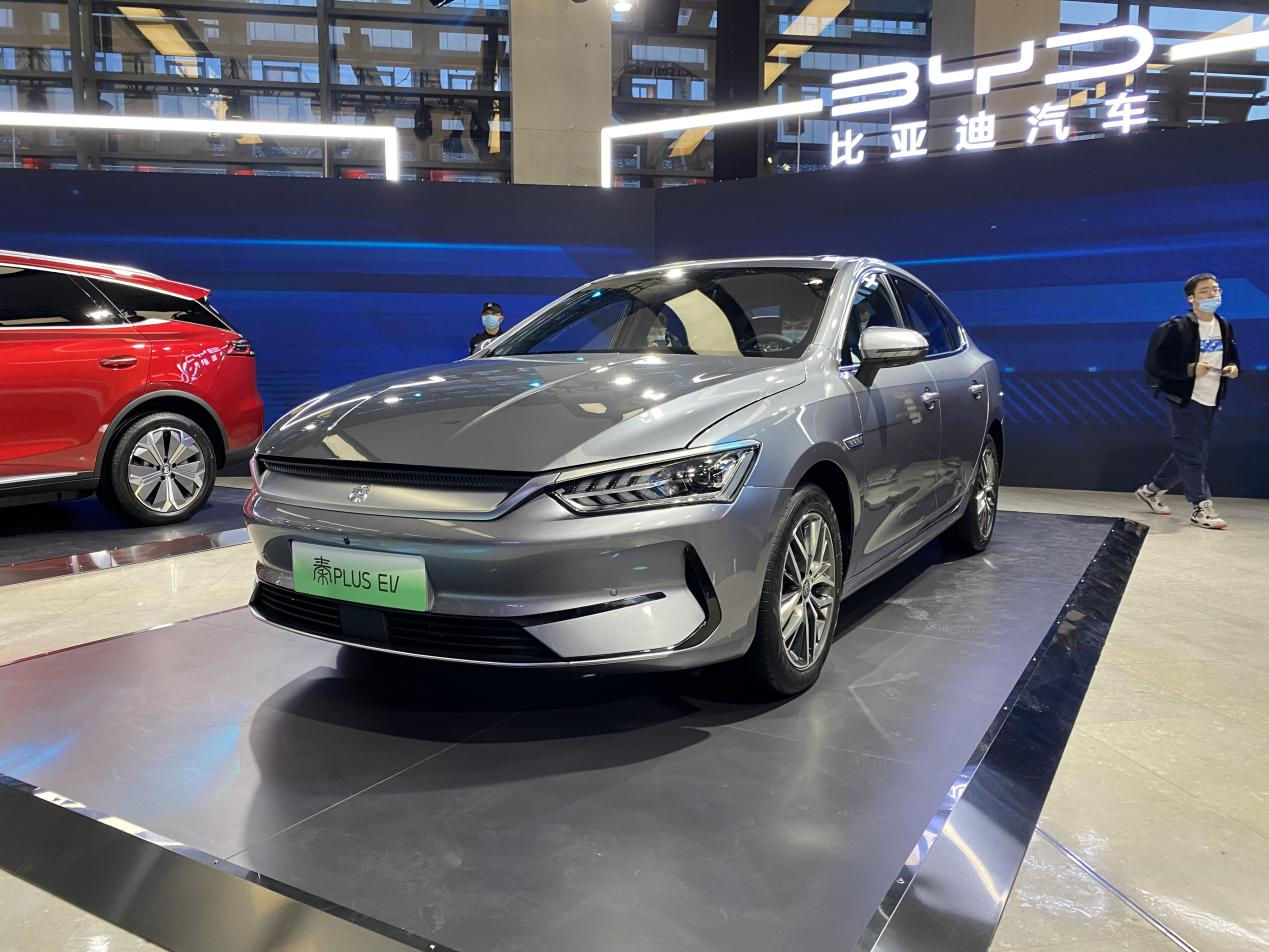 比亚迪多款新车上市 补贴后售9.98万起 /换装刀片电池