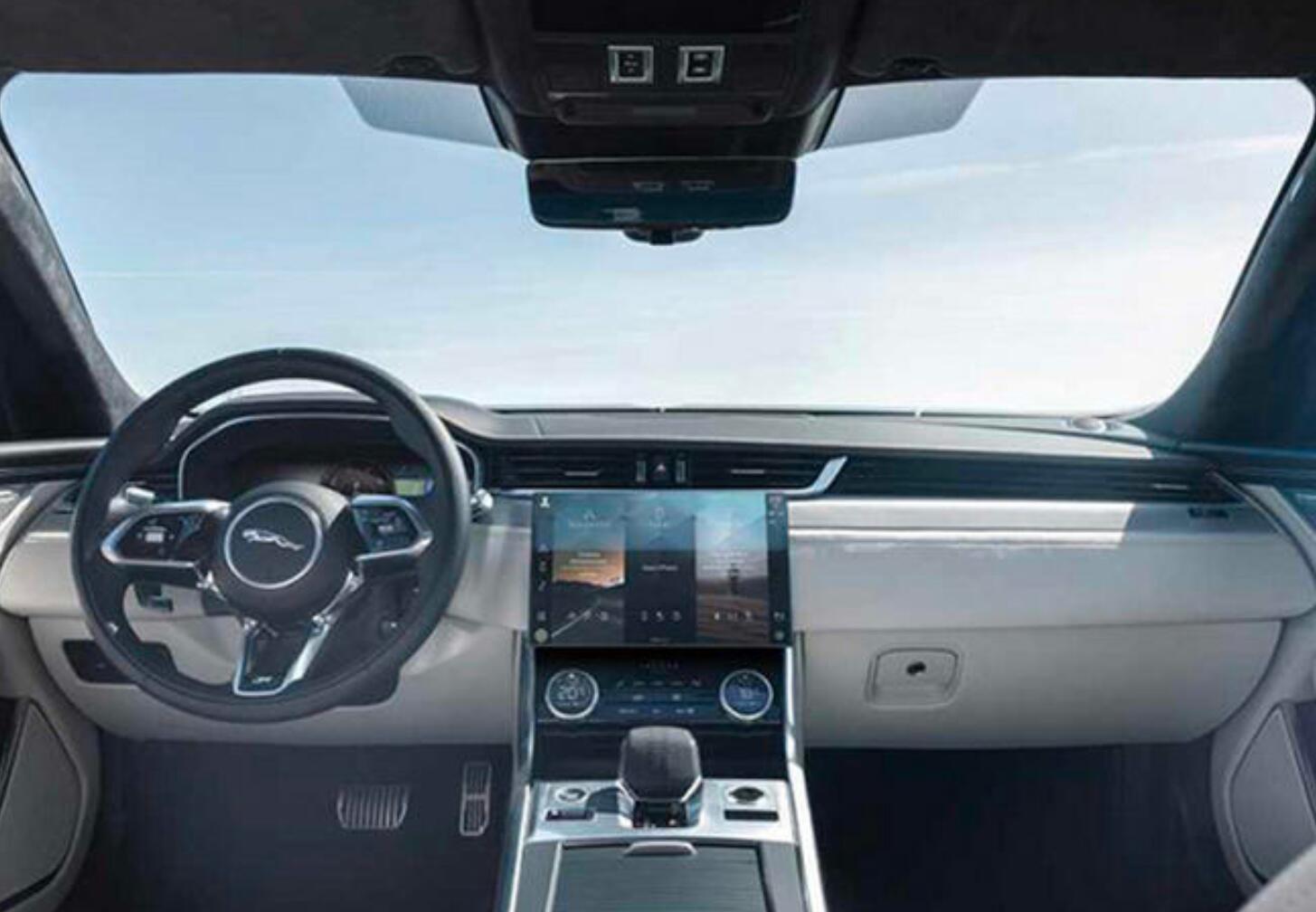 捷豹新款XFL将于上海车展首发 配备全新电子挡杆