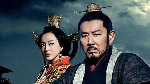 刘邦明知道吕后阴狠毒辣不会放过戚姬,为什么不让吕后陪葬呢?