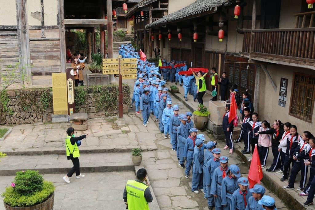 广元昭化:深挖红色资源,打造精品研学路线