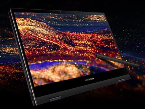 """""""屏""""实力淘汰LCD 华硕OLED笔记本落地推动体验升级"""