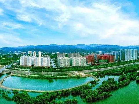 """曾荣获""""天然氧吧""""的县,地处河南省西部,经济发展却不是很好"""