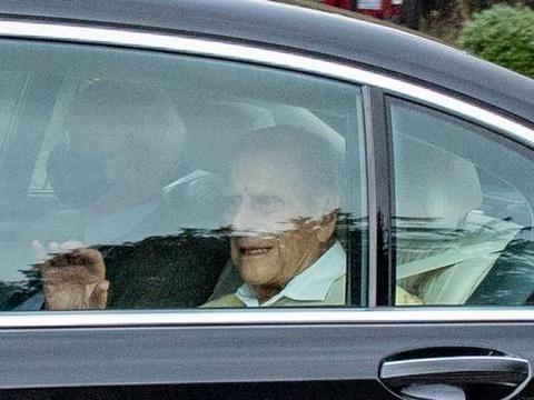 菲利普亲王去世,本将于六月迎来100岁生日,三月时已面容憔悴